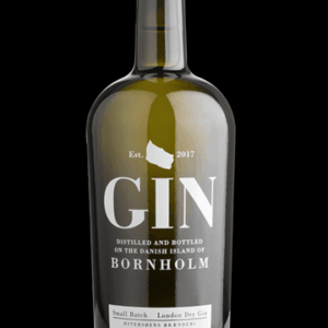 Østersøens Brænderi Small Batch London Dry Gin FL 50