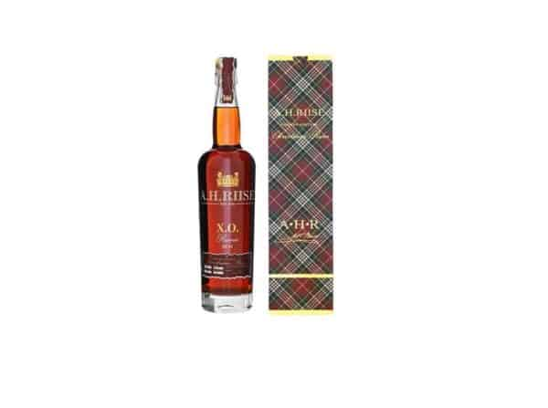 A.H. Riise Christmas Rum Vintage 2017 FL 70