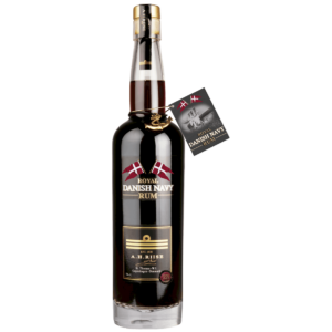 "A.H. Riise ""Navy Strength"" Rum FL 70"