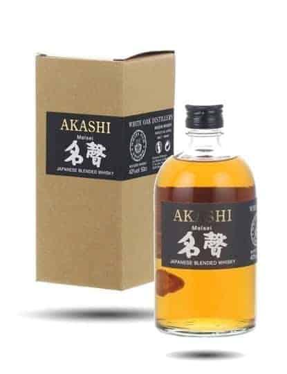 Akashi Meisei Japanese Blended Whisky FL 50