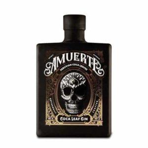 Amuerte Coco Leaf Gin Black Edt. FL 70
