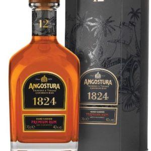 "Angostura ""1824"" 12 YO Premium Rum FL 70"