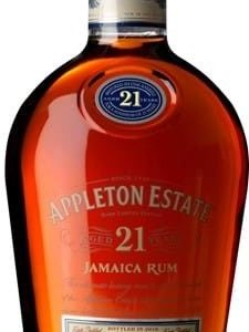 Appleton Estate 21 YO Jamaica Rum FL 70