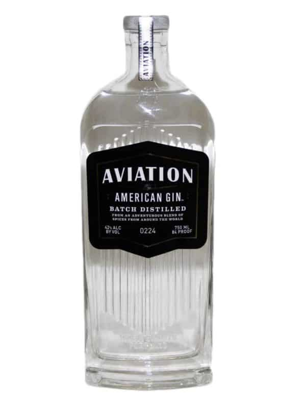 Aviation Batch Distilled American Gin FL 70