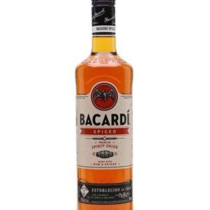 Bacardi Spiced Rum FL 70