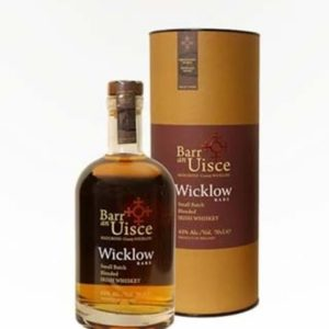"Barr an Uisce ""Wicklow Rare"" Blended Irish Whiskey FL 70"