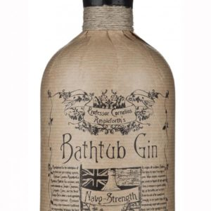 Bathtub Navy Strength Gin FL 70