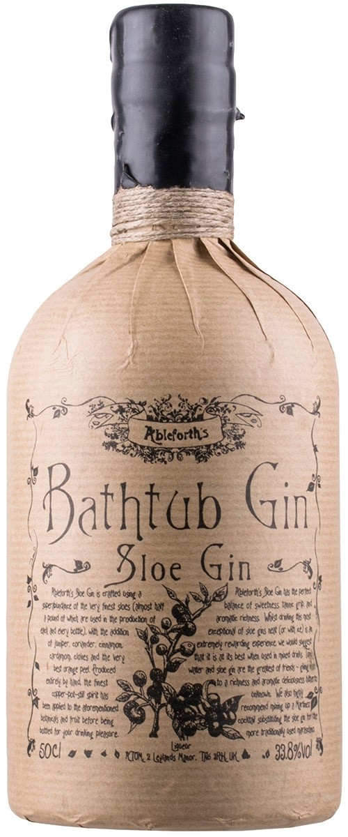 Bathtub Sloe Gin FL 50