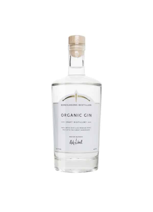 Bergslagen Organic Gin FL 50