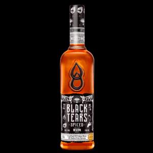 Black Tears Cuban Spiced Rum 70 cl.