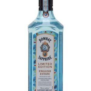 Bombay Sapphire English Estate Gin FL 70