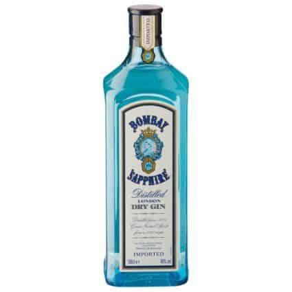 Bombay Sapphire London Dry Gin 40%* 1 ltr