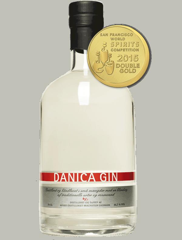 Braunstein Danica Gin FL 70