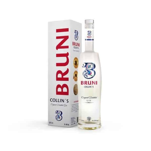 Bruni Collin's Gin FL 70