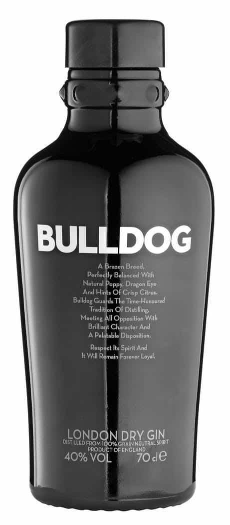 Bulldog Dry Gin* 1 ltr