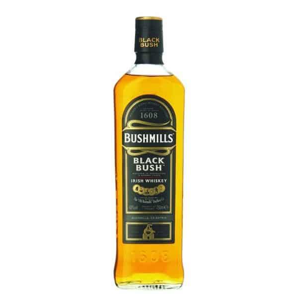 """Bushmills """"Black Bush"""" Irish Whiskey FL 70"""