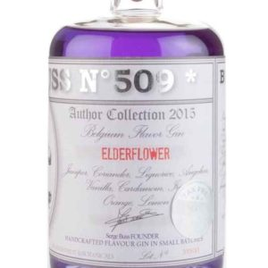 Buss No. 509 Elderflower Gin FL 70