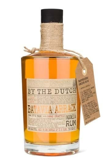By the Dutch, Batavia Arrack Indonesian Rum FL 70