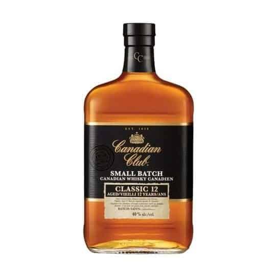 Canadian Club 12 YO Whisky FL 70