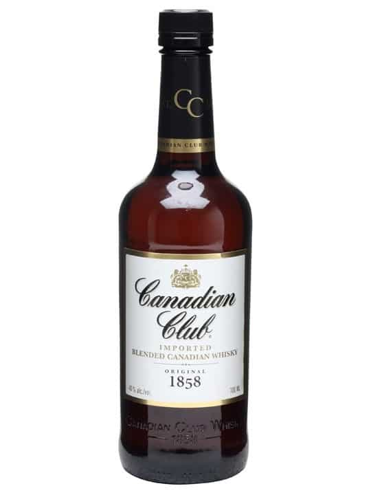 Canadian Club Whisky FL 70