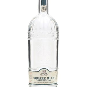 City Of London No.5 Square Mile Gin