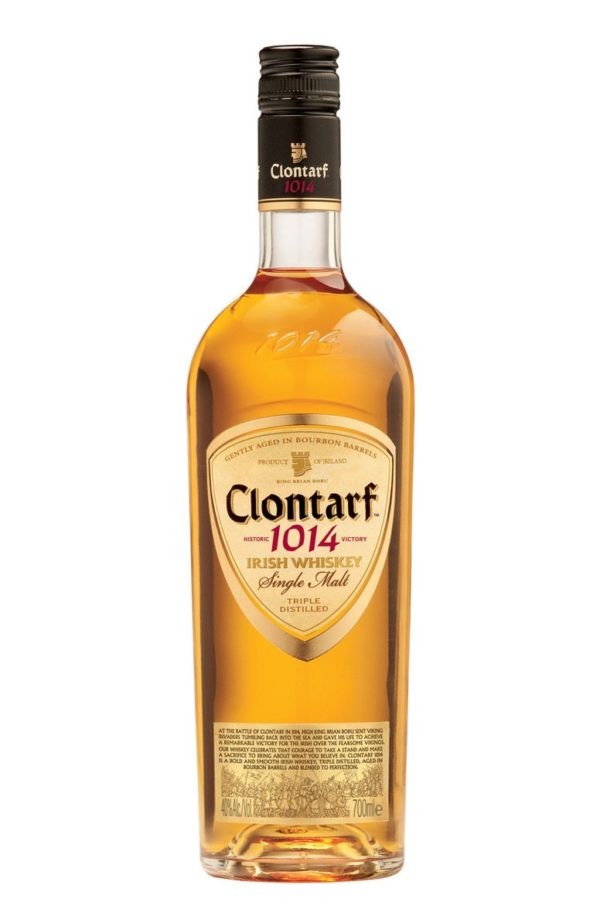 Clontarf Single Malt Irish Whiskey FL 70