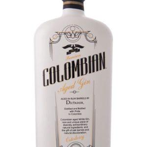 Colombian Premium Aged Gin Ortodoxy FL 70