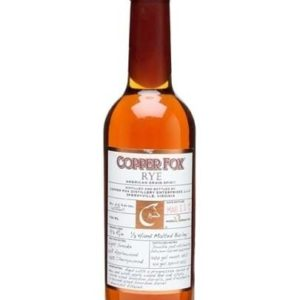 Copper Fox Rye Whisky FL 70