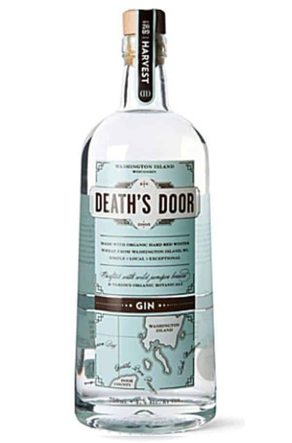 Deaths Door Gin FL 70