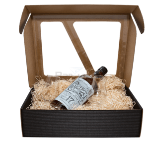 Den flotte whisky gaveæske