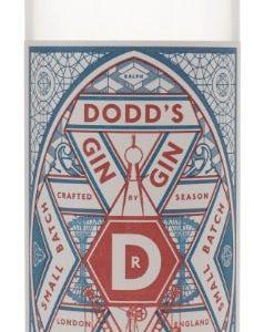 Dodds Genuine London Gin FL 50