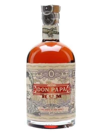 Don Papa Rum 7 YO FL 70