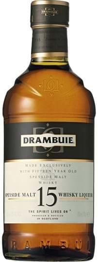 Drambuie 15 YO Speyside Whisky Liqueur FL 70
