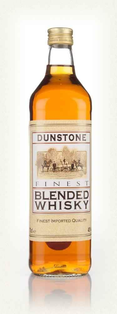 Dunstone Finest Blended Whisky* 1 ltr