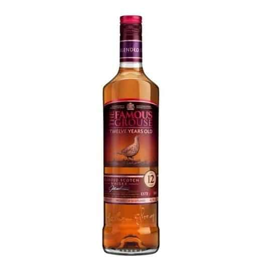 Famous Grouse 12 YO Malt Whisky FL 70