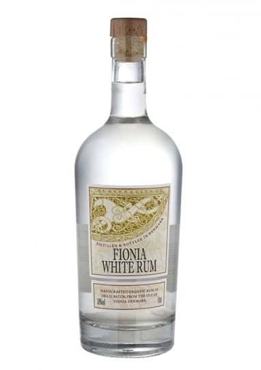 Fionia Hvid Rom (Øko) FL 70