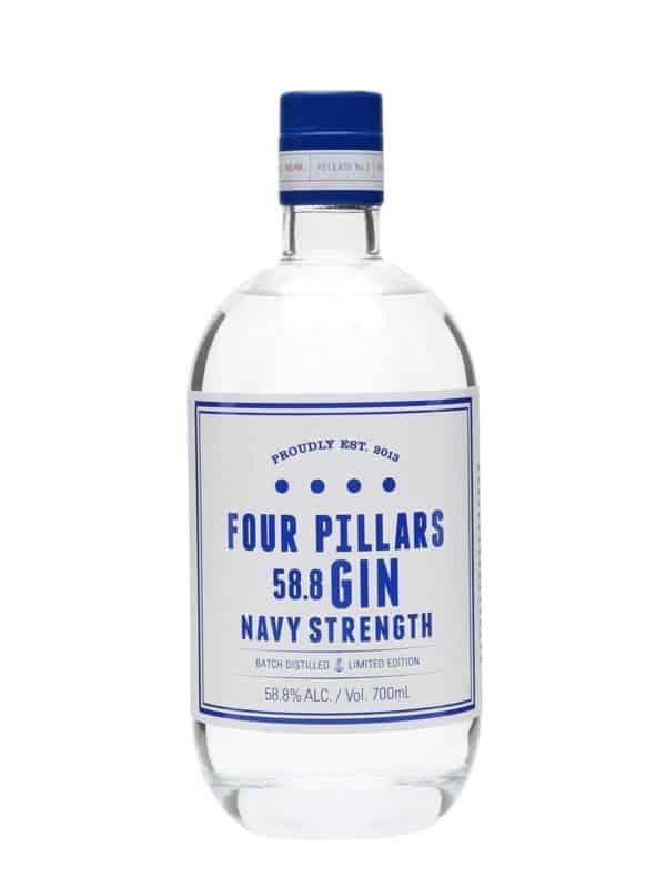 Four Pillars Navy Strength Gin FL 70