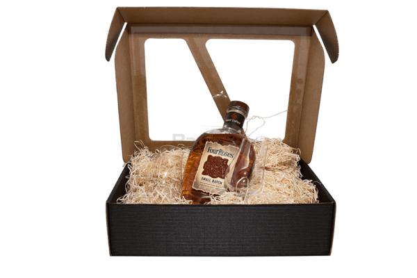 Four roses whisky gaveæske