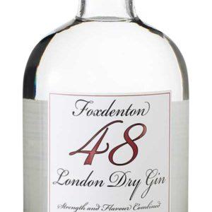 Foxdenton London Dry Gin FL 70
