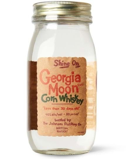 "Georgia Moon ""Corn Whiskey"" 0,75 ltr"