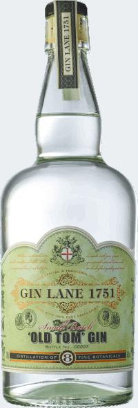 Gin Lane 1751 Old Tom Gin FL 70