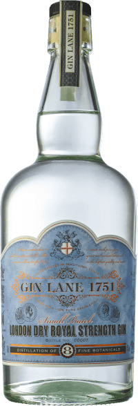 Gin Lane 1751 Royal Strength Gin FL 70