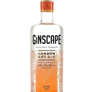 GinScape London Dry Gin FL 70