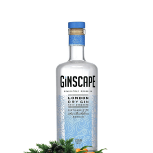 GinScape Navy Strength London Dry Gin FL 70