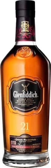 Glenfiddich 21 Reserva Rum Cask Single Malt FL 70