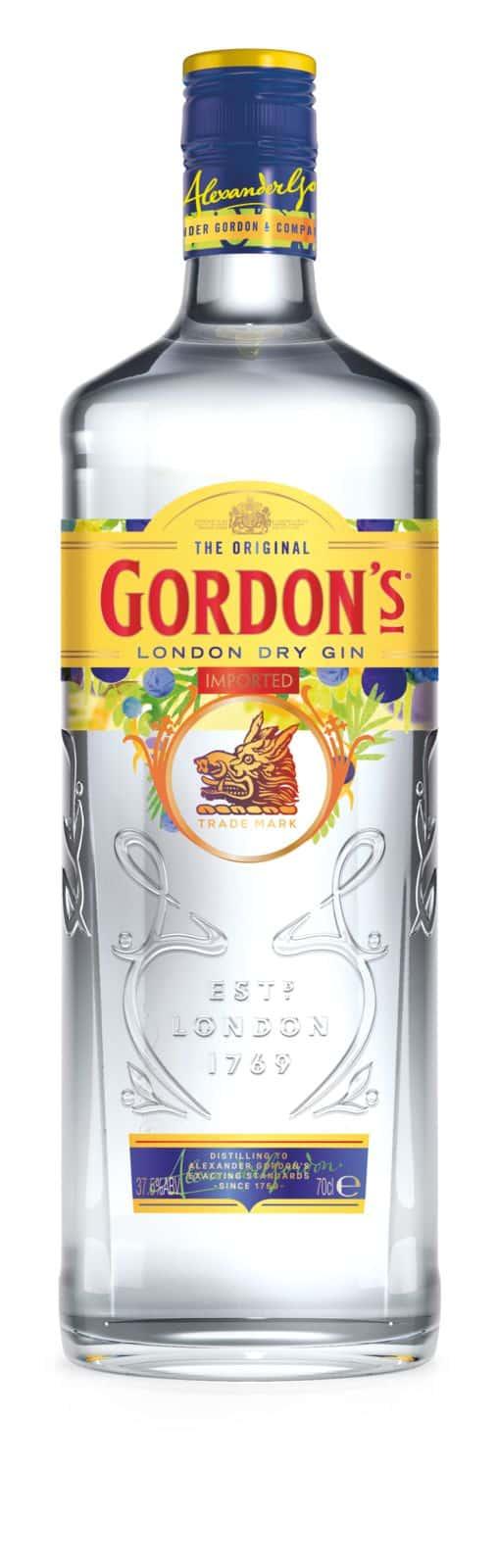 Gordon's Dry Gin FL 70
