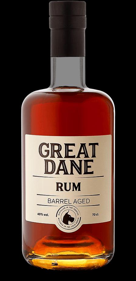 Great Dane Dark Rum FL 70