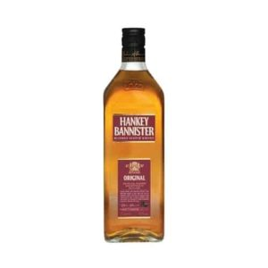 Hankey Bannister Blended Scotch Whisky* 1 ltr