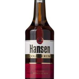 Hansen Golden Rum FL 70