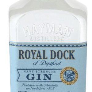 Hayman's Royal Dock Navy Strength Gin FL 70